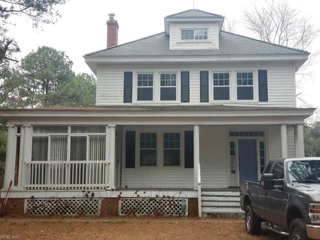 2110 Hayes Rd, Gloucester County, VA 23072 (#10305375) :: Atkinson Realty