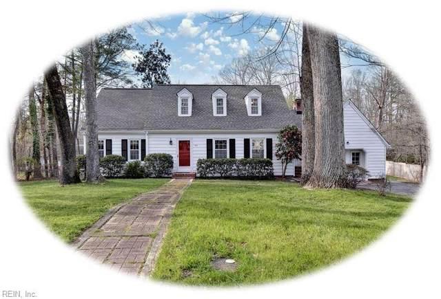 105 Richards Rd, James City County, VA 23188 (#10305378) :: AMW Real Estate