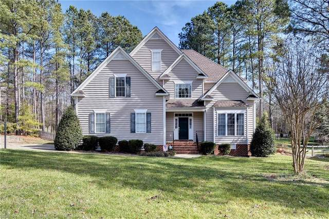 4415 Wigeon Dr, New Kent County, VA 23140 (#10305410) :: Austin James Realty LLC