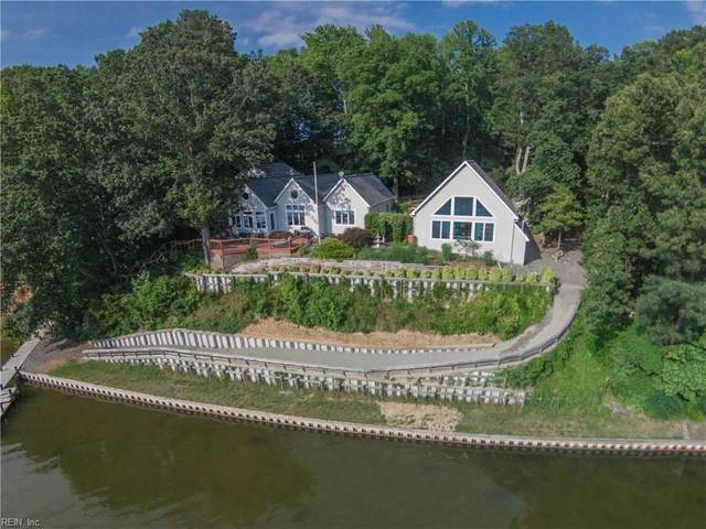 1065 Twiggs Ferry Rd, Middlesex County, VA 23071 (#10305411) :: Austin James Realty LLC