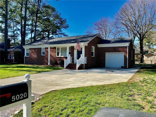 5020 Fable Ave, Portsmouth, VA 23703 (#10305424) :: Kristie Weaver, REALTOR