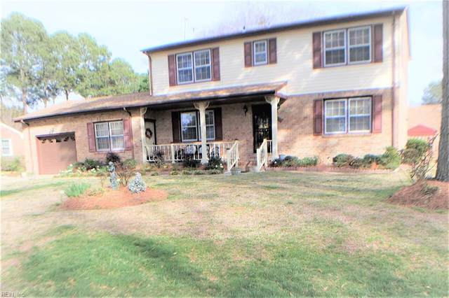 3613 Hermitage Dr, Portsmouth, VA 23703 (MLS #10305432) :: Chantel Ray Real Estate