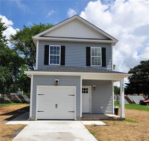 218 Charlotte Ave, Suffolk, VA 23434 (#10305520) :: RE/MAX Central Realty