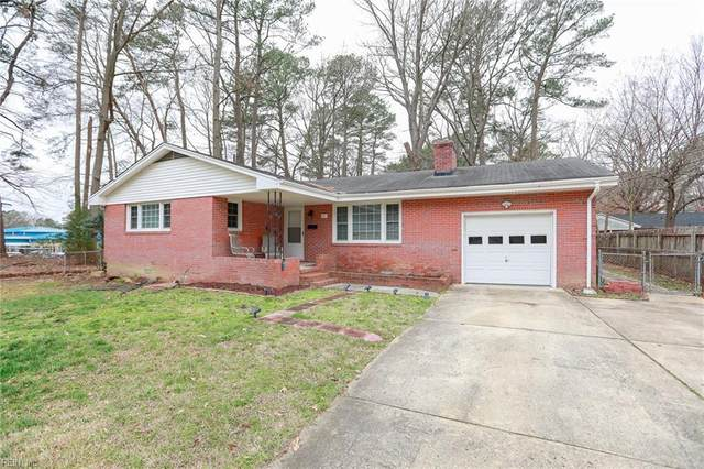 861 Lucas Creek Rd, Newport News, VA 23608 (#10305523) :: Kristie Weaver, REALTOR