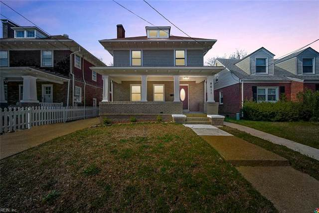 4611 Colonial Ave, Norfolk, VA 23508 (#10305527) :: RE/MAX Central Realty