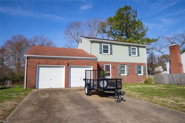 8 Chipanbeth Ct, Hampton, VA 23669 (MLS #10305533) :: Chantel Ray Real Estate