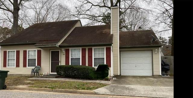 198 N Hunt Club Rn #187, Newport News, VA 23608 (#10305571) :: The Kris Weaver Real Estate Team