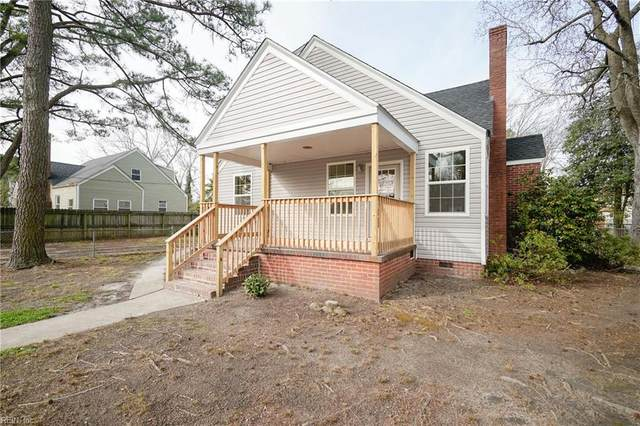 4 Frailey Pl, Portsmouth, VA 23702 (#10305629) :: Berkshire Hathaway HomeServices Towne Realty