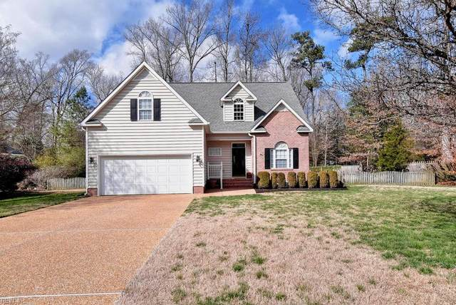 3776 Captain Wynne Dr, James City County, VA 23185 (#10305633) :: Atkinson Realty