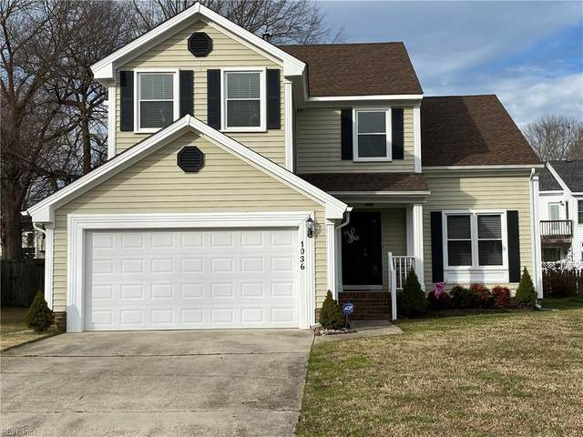 1036 Woodsmans Rch, Chesapeake, VA 23320 (#10305645) :: The Kris Weaver Real Estate Team
