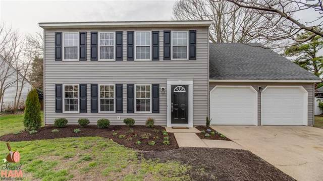 1021 Country Mill Rd, Virginia Beach, VA 23454 (#10305661) :: Atkinson Realty