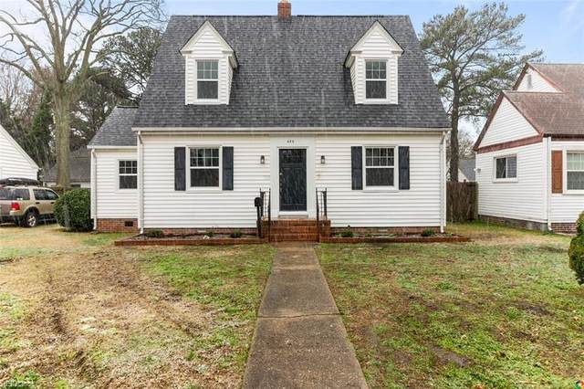 425 Russell St, Portsmouth, VA 23707 (MLS #10305716) :: Chantel Ray Real Estate