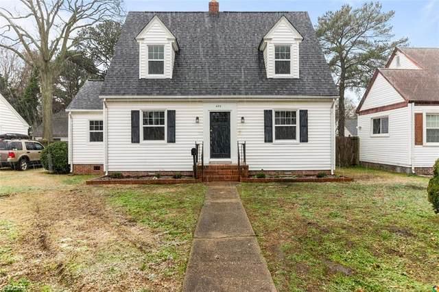 425 Russell St, Portsmouth, VA 23707 (#10305716) :: The Kris Weaver Real Estate Team