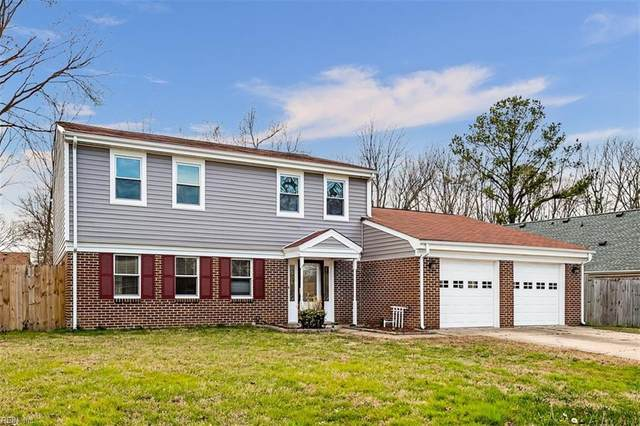 4675 Rosecroft St, Virginia Beach, VA 23464 (#10305735) :: Abbitt Realty Co.