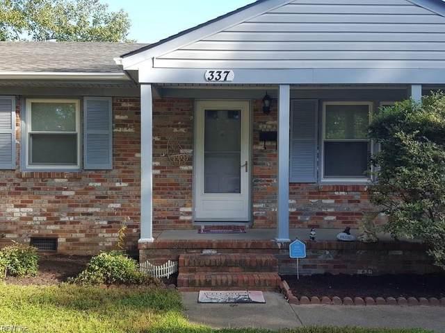 337 Beechmont Dr, Newport News, VA 23608 (#10305808) :: Abbitt Realty Co.