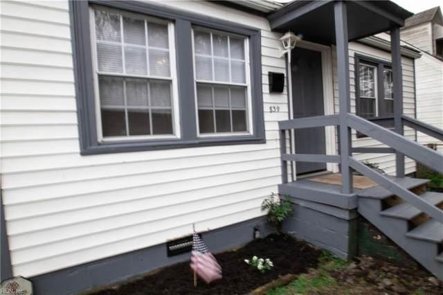 839 Quail Ave, Chesapeake, VA 23324 (MLS #10305828) :: AtCoastal Realty