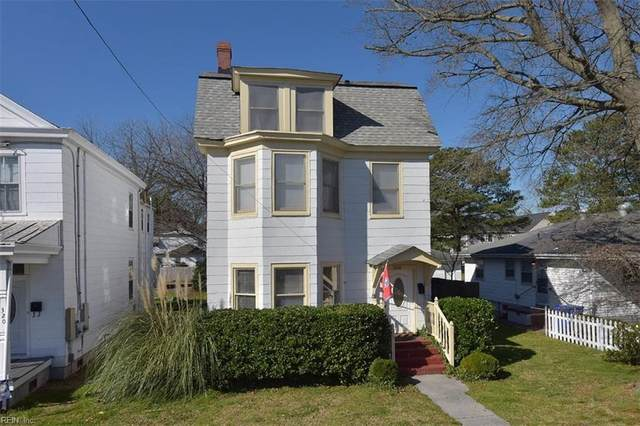 318 Chautauqua Ave, Portsmouth, VA 23707 (#10305831) :: Berkshire Hathaway HomeServices Towne Realty