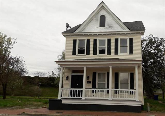 617 South St, Portsmouth, VA 23704 (#10305843) :: Kristie Weaver, REALTOR