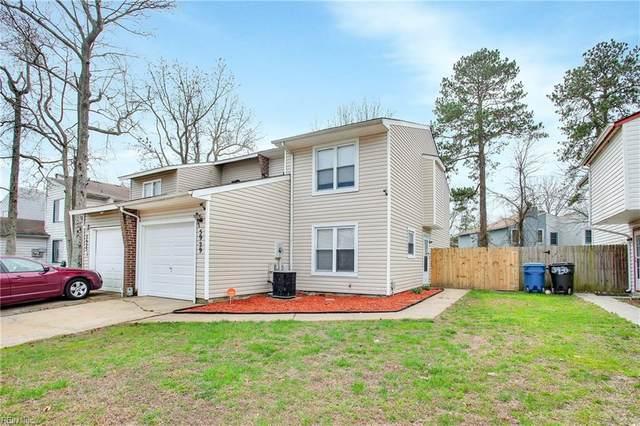 5929 Buckminister Ln, Virginia Beach, VA 23462 (MLS #10305851) :: Chantel Ray Real Estate