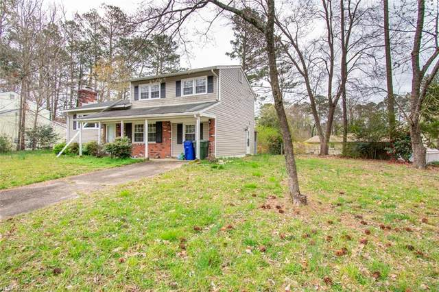 127 Olin Dr, Newport News, VA 23602 (MLS #10305852) :: AtCoastal Realty