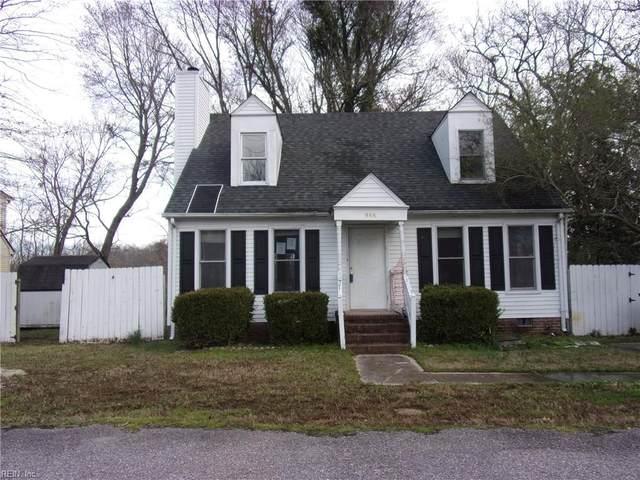 986 Harpersville Rd, Newport News, VA 23601 (#10305864) :: Abbitt Realty Co.