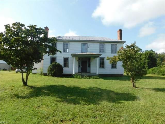 8038 Mill Swamp Rd, Isle of Wight County, VA 23866 (MLS #10305866) :: AtCoastal Realty