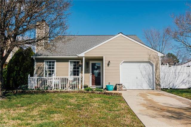 3428 Dana Ln, Virginia Beach, VA 23452 (#10305867) :: Kristie Weaver, REALTOR