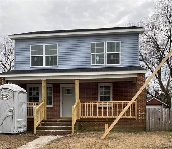 369 Hobson Ave, Hampton, VA 23661 (#10305898) :: Kristie Weaver, REALTOR