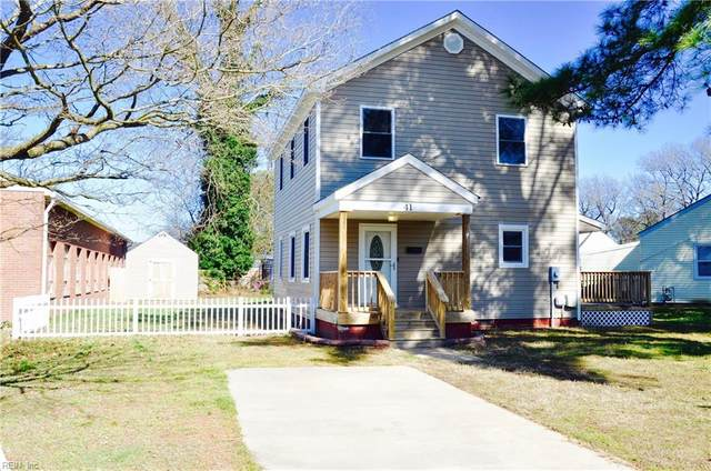 41 Cherry Rd, Portsmouth, VA 23701 (MLS #10305902) :: Chantel Ray Real Estate