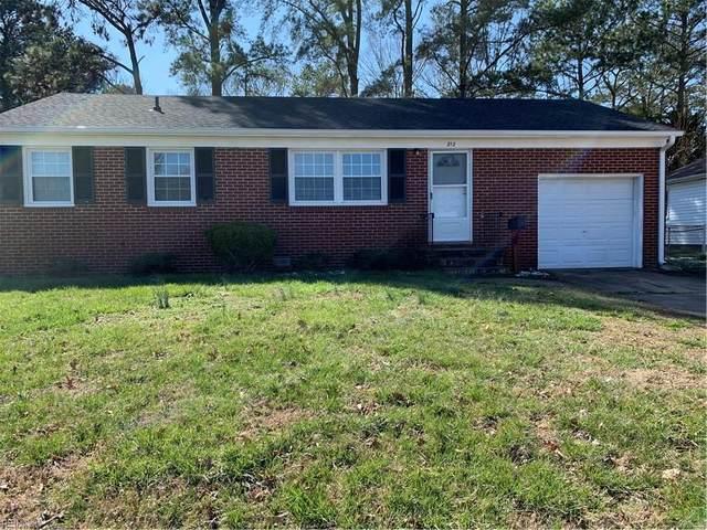 212 Clemwood Pw, Hampton, VA 23669 (#10305910) :: Kristie Weaver, REALTOR