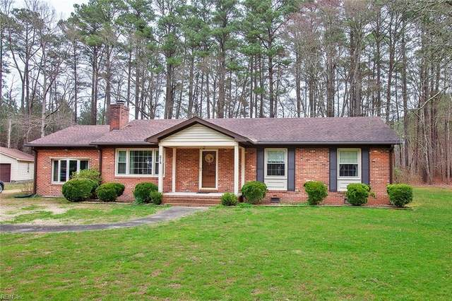 318 Graydon Cir, Sussex County, VA 23890 (MLS #10305930) :: Chantel Ray Real Estate