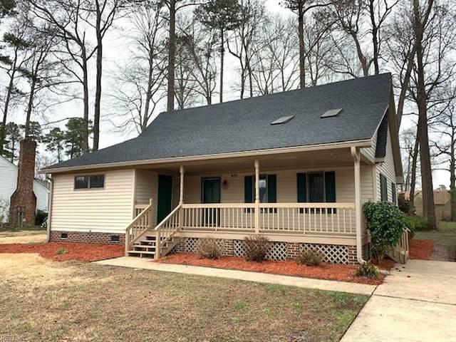 925 Chalbourne Dr, Chesapeake, VA 23322 (#10305938) :: Rocket Real Estate