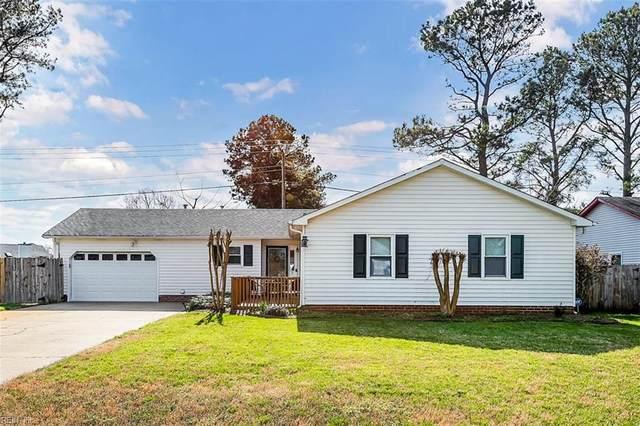 1648 Kepler Bnd, Virginia Beach, VA 23454 (MLS #10305948) :: Chantel Ray Real Estate