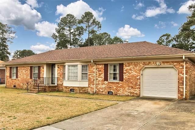 4240 River Shore Rd, Portsmouth, VA 23703 (MLS #10305955) :: Chantel Ray Real Estate