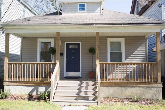 716 Forbes St, Norfolk, VA 23504 (#10305990) :: Momentum Real Estate