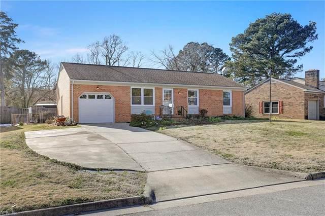 711 Lucas Creek Rd, Newport News, VA 23602 (MLS #10306025) :: Chantel Ray Real Estate