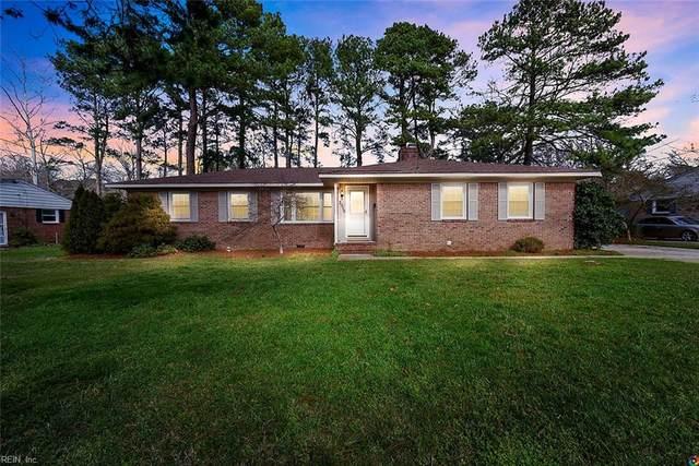 2316 Dodd Dr, Virginia Beach, VA 23454 (MLS #10306079) :: Chantel Ray Real Estate