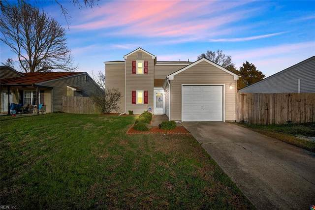 1772 Aquamarine Dr, Virginia Beach, VA 23456 (#10306080) :: Kristie Weaver, REALTOR
