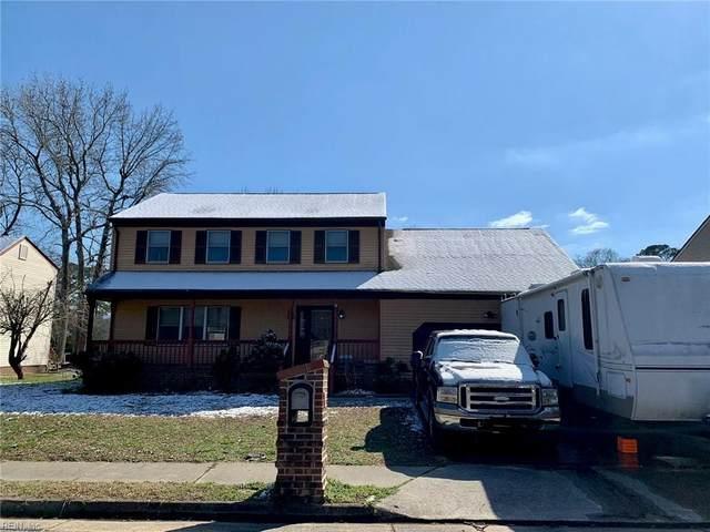 316 Riverside Dr, Hampton, VA 23669 (#10306096) :: Kristie Weaver, REALTOR