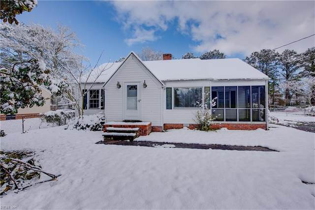 2195 Carrsville Hwy, Isle of Wight County, VA 23315 (MLS #10306154) :: Chantel Ray Real Estate