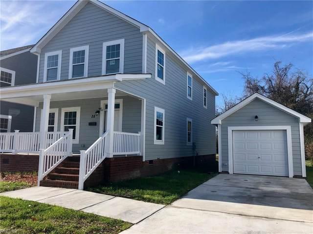 28 S Back River Rd, Hampton, VA 23669 (MLS #10306175) :: Chantel Ray Real Estate