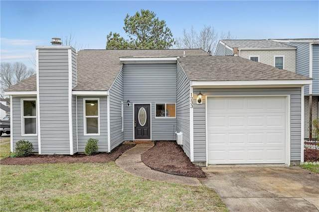 1233 Warwick Dr, Virginia Beach, VA 23453 (MLS #10306180) :: Chantel Ray Real Estate