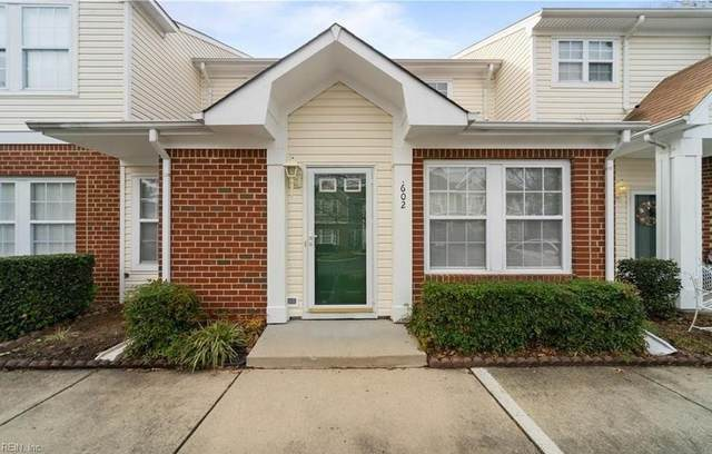 602 Caboose Ct #602, Chesapeake, VA 23320 (MLS #10306207) :: Chantel Ray Real Estate