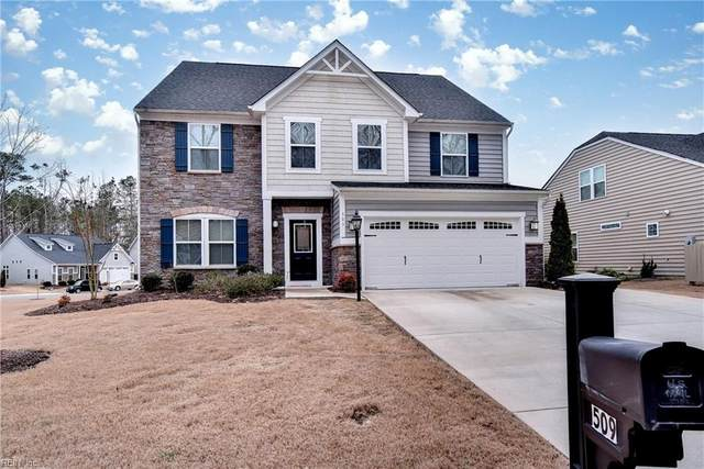509 Caroline Cir, York County, VA 23185 (#10306210) :: Momentum Real Estate