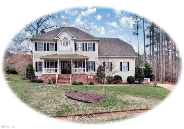 113 Heathery, James City County, VA 23188 (#10306225) :: Kristie Weaver, REALTOR
