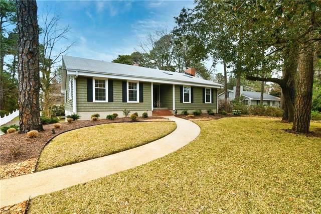 2744 Broad Bay Rd, Virginia Beach, VA 23451 (#10306285) :: Encompass Real Estate Solutions