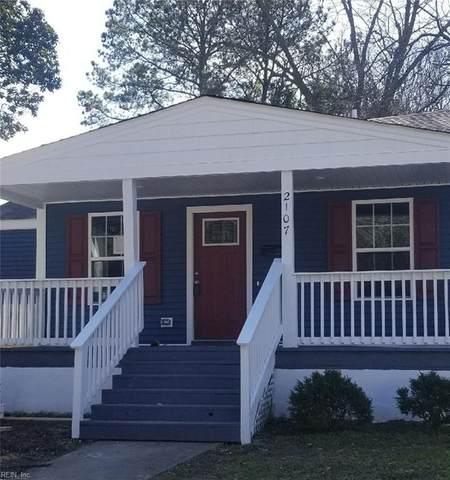 2107 Saint Denis Ave, Norfolk, VA 23509 (#10306315) :: Atlantic Sotheby's International Realty