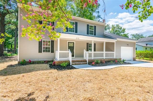 628 Johnson St, Virginia Beach, VA 23452 (#10306332) :: Berkshire Hathaway HomeServices Towne Realty