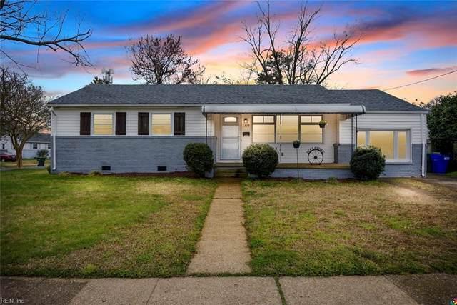 1889 Dominion Ave, Norfolk, VA 23518 (MLS #10306370) :: Chantel Ray Real Estate