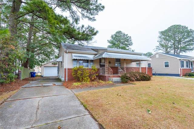 106 Laurie Ln, Portsmouth, VA 23701 (#10306377) :: Atlantic Sotheby's International Realty